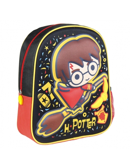MOCHILA INFANTIL 3D HARRY POTTER