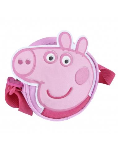 BOLSO BANDOLERA PEPPA PIG
