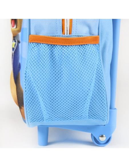 MOCHILA CARRO INFANTIL 3D PELUCHE PAW PATROL