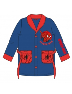 BATÍN CORAL FLEECE SPIDERMAN