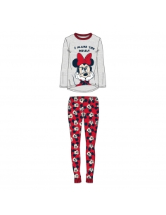 PIJAMA LARGO SINGLE JERSEY MICKEY