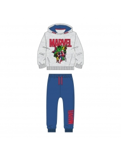 CHANDAL 2 PIEZAS BRUSH FLEECE AVENGERS