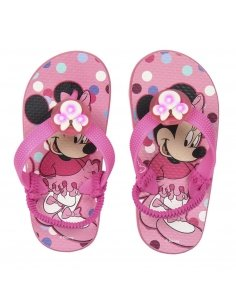 CHANCLAS LUCES MINNIE