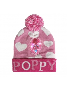 GORRO LUCES TROLLS POPPY