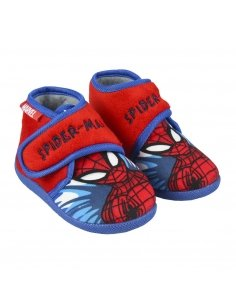 ZAPATILLAS DE CASA MEDIA BOTA SPIDERMAN