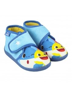 ZAPATILLAS DE CASA MEDIA BOTA BABY SHARK