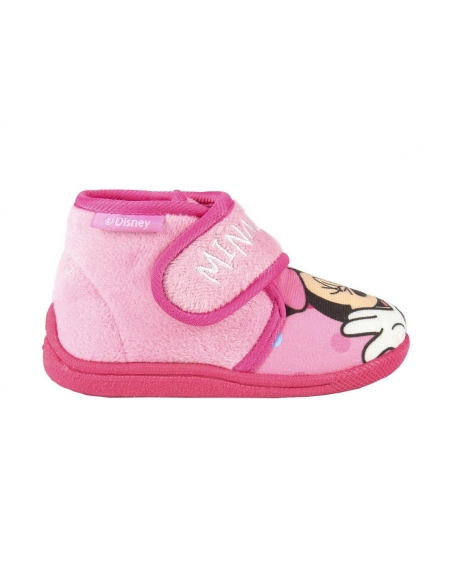 ZAPATILLAS DE CASA MEDIA BOTA MINNIE