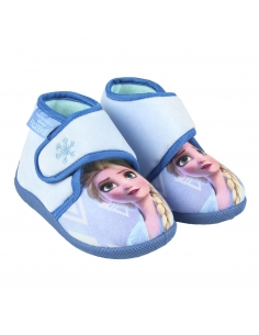 ZAPATILLAS DE CASA MEDIA BOTA FROZEN 2