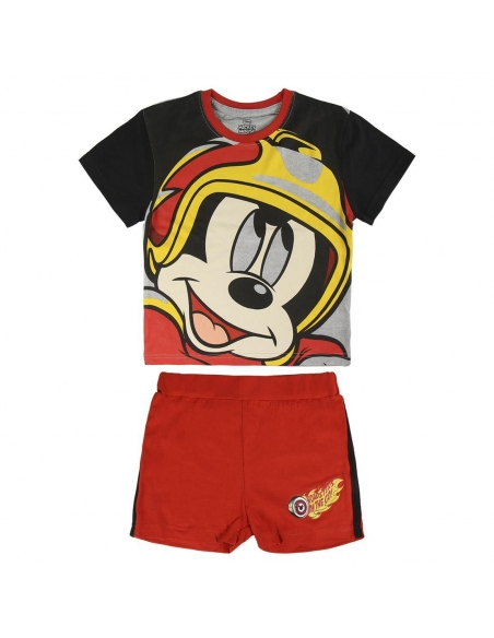 CONJUNTO 2 PIEZAS SINGLE JERSEY MICKEY ROADSTER