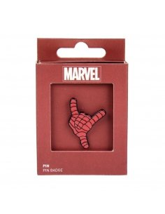 PIN METAL SPIDERMAN