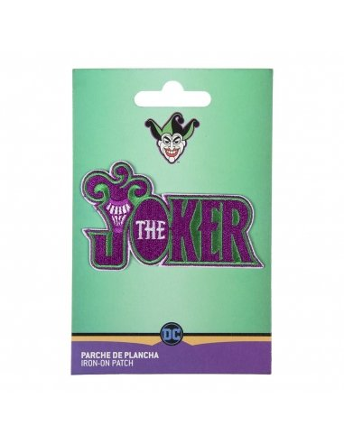 PARCHE BATMAN JOKER