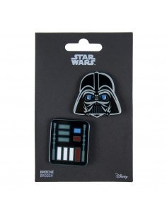 BROCHE STAR WARS DARTH VADER