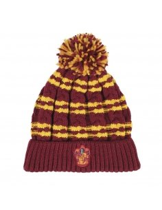 GORRO CON APLICACIONES HARRY POTTER