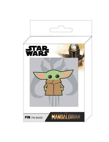 PIN METAL THE MANDALORIAN THE CHILD