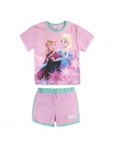 CONJUNTO 2 PIEZAS SINGLE JERSEY FROZEN