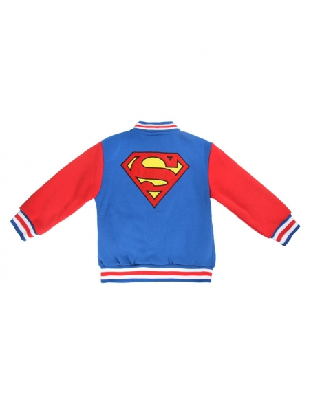 CHAQUETA SUPERMAN