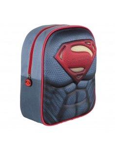 MOCHILA INFANTIL 3D SUPERMAN