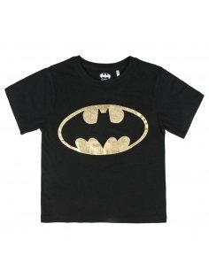 CAMISETA CORTA PREMIUM SINGLE JERSEY BATMAN