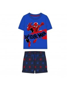 CONJUNTO 2 PIEZAS FRENCH TERRY SPIDERMAN