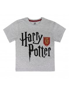 CAMISETA MANGA CORTA PREMIUM HARRY POTTER