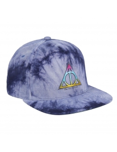 GORRA VISERA PLANA HARRY POTTER