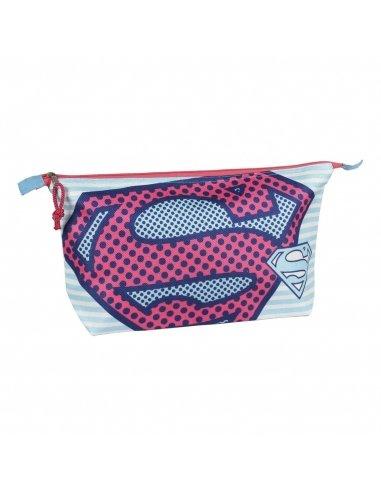 NECESER SET ASEO/VIAJE SUPERMAN