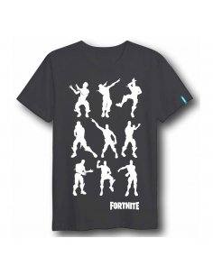 CAMISETA CORTA SINGLE JERSEY FORTNITE