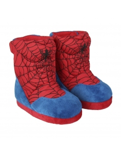 ZAPATILLAS DE CASA BOTA SPIDERMAN