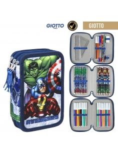 PLUMIER TRIPLE GIOTTO AVENGERS