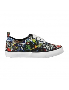 ZAPATILLA LONETA VULCANIZADA STAR WARS