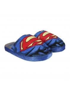 ZAPATILLAS DE CASA ABIERTA SUPERMAN