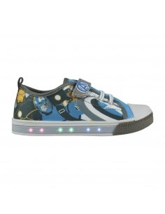 ZAPATILLA LONETA LUCES AVENGERS