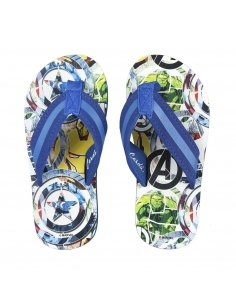 CHANCLAS POLYESTER AVENGERS
