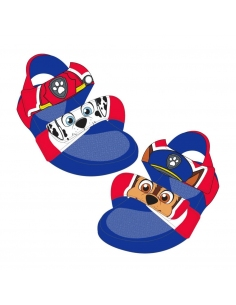 SANDALIAS PLAYA PAW PATROL CHASE