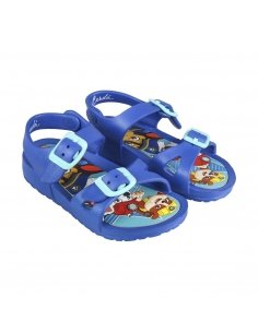SANDALIAS PLAYA PAW PATROL