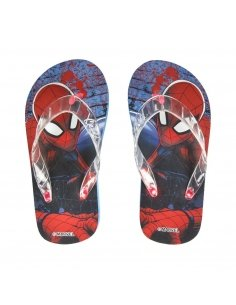 CHANCLAS LUCES SPIDERMAN