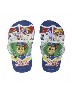 CHANCLAS LUCES PAW PATROL