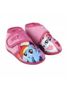 ZAPATILLAS DE CASA MEDIA BOTA MY LITTLE PONY