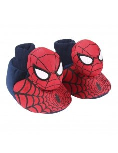 ZAPATILLAS DE CASA 3D SPIDERMAN