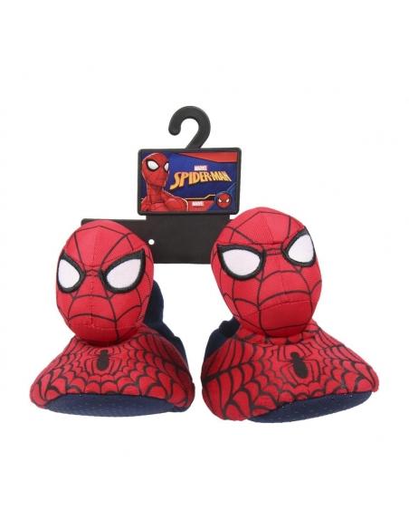 ZAPATILLAS DE CASA 3D SPIDERMAN
