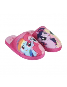 ZAPATILLAS DE CASA ABIERTA MY LITTLE PONY