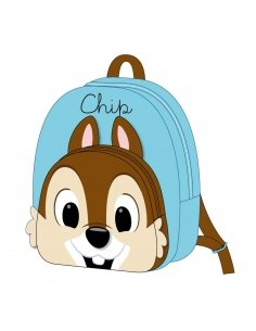 MOCHILA GUARDERIA PERSONAJE DISNEY CHIP AND DALE