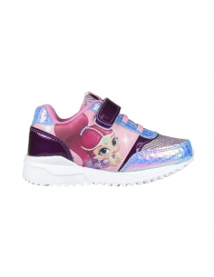DEPORTIVA SUELA LIGERA SHIMMER AND SHINE