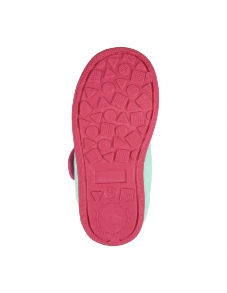 ZAPATILLAS DE CASA MEDIA BOTA SHIMMER AND SHINE