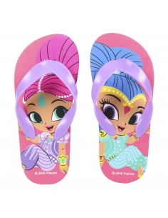 CHANCLAS SHIMMER AND SHINE