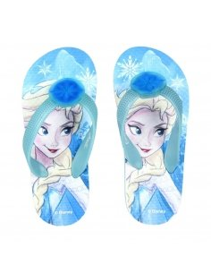 CHANCLAS LUCES FROZEN