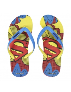 CHANCLAS PREMIUM SUPERMAN