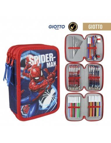 PLUMIER TRIPLE GIOTTO SPIDERMAN
