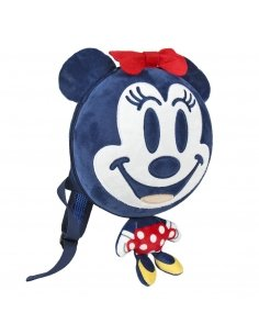 MOCHILA GUARDERIA 3D MINNIE