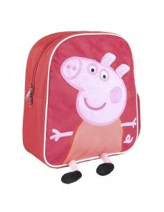 MOCHILA INFANTIL PERSONAJE PEPPA PIG